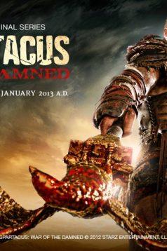 Spartacus: War of the Damned 1080p Bluray Türkçe Dublaj izle