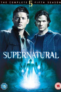 Supernatural 5. Sezon | Supernatural izle
