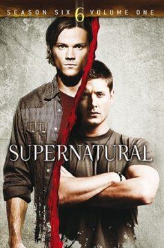 Supernatural 6. Sezon | Supernatural izle