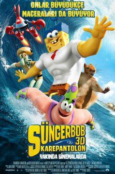 The SpongeBob SquarePants Movie – SüngerBob Kare Pantolon 3D izle