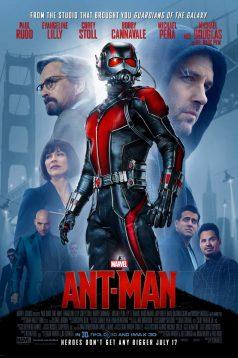 Karınca Adam – Antman 1080p izle