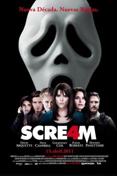 Scream 4 – Çığlık 4 1080p izle