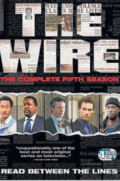 The Wire 5. Sezon – The Wire izle