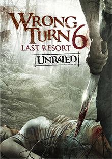 Wrong Turn 6: Last Resort – Korku Kapanı 6: Son Çare 1080p izle