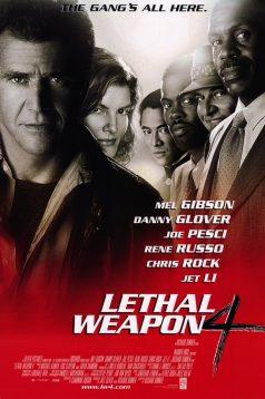 Lethal Weapon 4 – Cehennem Silahı 4 1080 Bluray Full HD izle