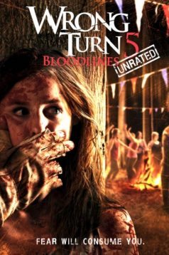 Wrong Turn 5 Bloodlines – Korku Kapanı 5 Kanlı Parti izle Türkçe Dublaj izle | Altyazılı izle | 1080p izle