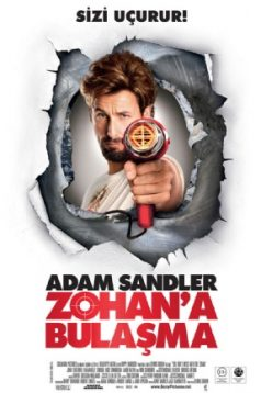 You Don't Mess with the Zohan – Zohan'a Bulaşma izle Türkçe Dublaj | Altyazılı izle