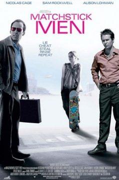 Matchstick Men – Üç Kağıtçılar izle Türkçe Dublaj izle | Altyazılı izle | 1080p izle