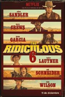 The Ridiculous 6 izle | Türkçe Dublaj izle | Altyazılı izle | 1080p izle