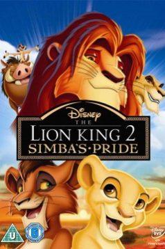 Aslan Kral 2 Simbanın Onuru 1998 Full HD izle