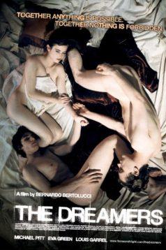 Düşler Tutkular ve Suçlar – The Dreamers 2003 Full izle
