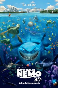 Finding Nemo – Kayıp Balık Nemo izle 2003 HD 1080p