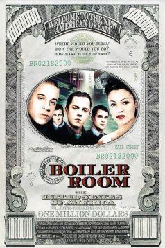 Boiler Room – Kazan Dairesi 2000 HD izle