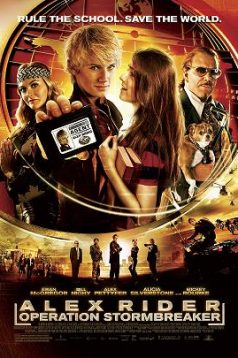 Stormbreaker – Şimşekkıran izle 2006 HD