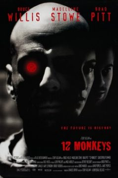 Twelve Monkeys – 12 Maymun 1995 Full izle