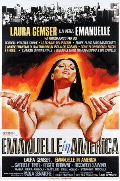Emanuelle Amerika da Erotik Film izle