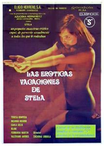 Las Eroticas Vacaciones de Stela Erotik Film izle