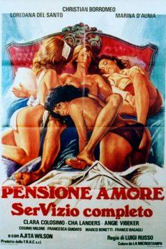 Pensione Amore Erotik Film izle