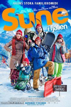 Sune I Fjallen – Anderssonlar Dağların Kralı 2014 izle
