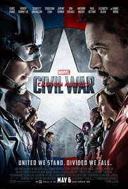 Captain America 3 Civil War – Kaptan Amerika 3 İç Savaş 1080p izle