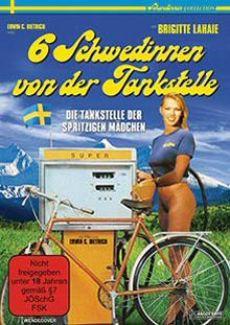 Sechs Schwedinnen von der Tankstelle Erotik Film izle