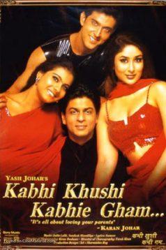 Kabhi Khushi Kabhi Gham – Biraz Neşe Biraz Keder 2001 Full 1080p izle