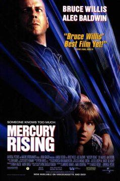 Mercury Rising – Şifre Merkür 1998 HD izle