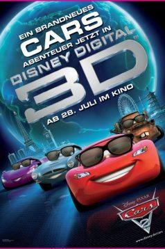 Cars 2 –  Arabalar 2 3D izle