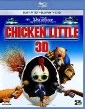 Cesur Civciv – Chicken Little 3D 1080p izle