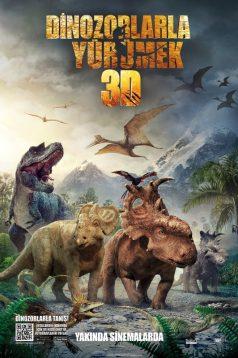 Dinozorlarla Yürümek 3D 1080p izle