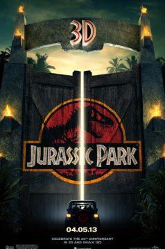Jurassic Park 1993 3D 1080p izle