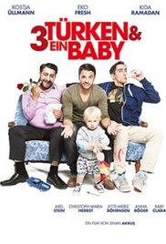 Türken ein Baby – 3 Türk ve Bir Bebek HD Full izle