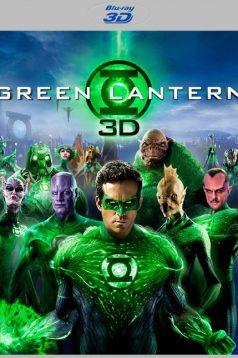 Yeşil Fener Green Lantern 3D 1080p izle