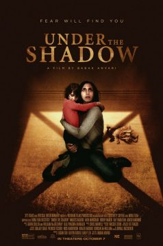 Under The Shadow – Gölge Altında 2016 Full HD izle