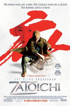 Zatoichi – Kör Samuray izle 2003 Full
