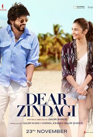 Dear Zindagi 2016 Full 1080p izle