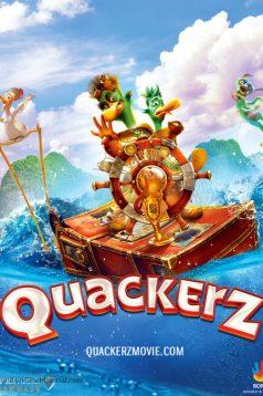 Quackerz – Kahraman Ördek izle 2016 Full