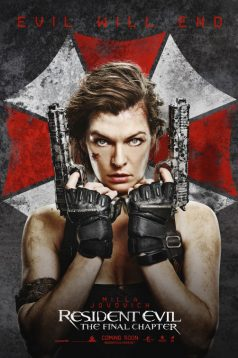 Resident Evil The Final Chapter – Ölümcül Deney 6 izle 2017