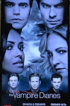 The Vampire Diaries 8. Sezon izle | Vampir Günlükleri