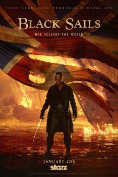 Black Sails 3. Sezon izle, Black Sails 3. Sezon Tüm Bölümleri