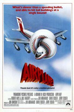 Uçak – Airplane izle Altyazılı 1980