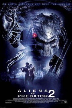 Alien Predator'e Karşı 2 izle Altyazılı 2007