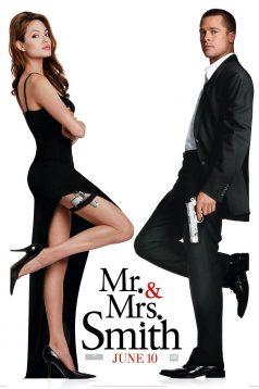 Mr and Mrs Smith – Bay ve Bayan Smith izle Altyazılı 2005