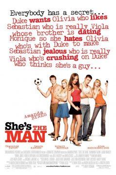 She's The Man – Seksi Futbolcu izle Türkçe Dublaj 2006