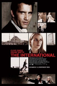 The International – Uluslararası izle Altyazılı 2009
