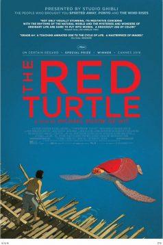 The Red Turtle – Kırmızı Kaplumbağa izle Türkçe Dublaj 2016