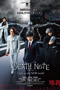 Death Note Light Up the New World 1080p izle 2016