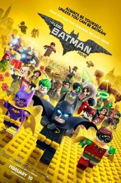 Lego Batman Filmi – Lego Batman Movie 1080p izle 2017