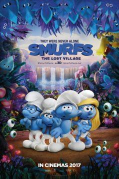 Smurfs The Lost Village – Şirinler 3 izle 1080p Türkçe Dublaj