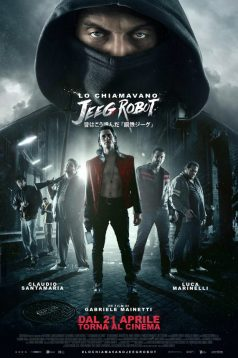 They Call Me Jeeg Robot 1080p izle 2015